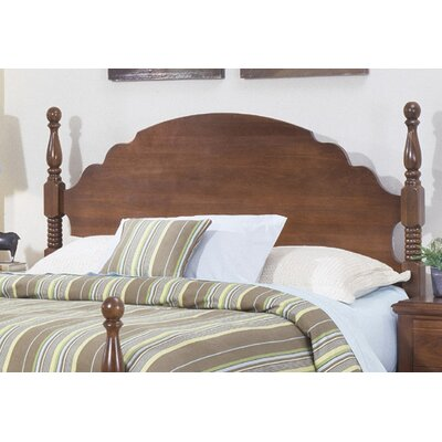 Crossroads Panel Headboard Size: Queen