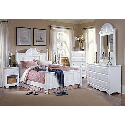 Carolina Cottage Panel Customizable Bedroom Set