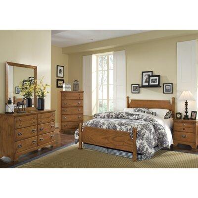 Creek Side Panel Customizable Bedroom Set