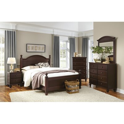 Craftsman Panel Customizable Bedroom Set