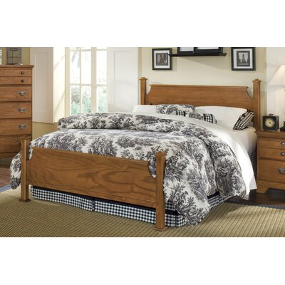 Creek Side Full Panel Headboard Headboard Size: Fu