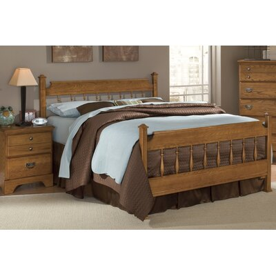 Creek Side Panel Bed