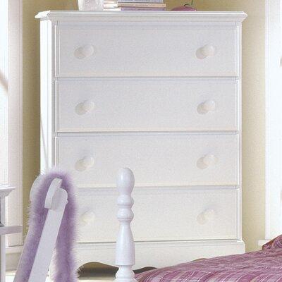 Carolina Furniture Works, Inc. Carolina Cottage 4 Drawer Chest