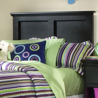 Midnight Panel Headboard Size: Twin