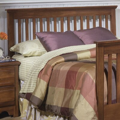 Crossroads Slat Headboard Size: Queen