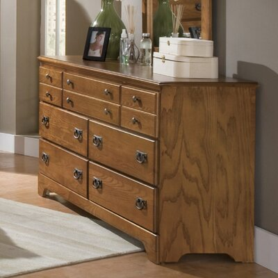 Furniture financing Creek Side 7 Drawer Dresser...
