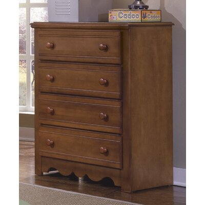 In store financing Crossroads 4 Drawer Chest...