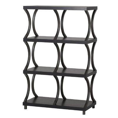 48 Etagere Bookcase Finish: Espresso