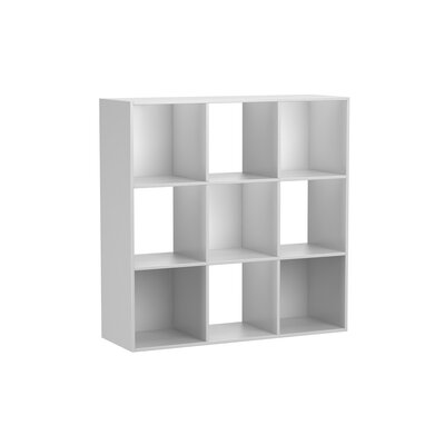 35 Cube Unit Bookcase Finish: White