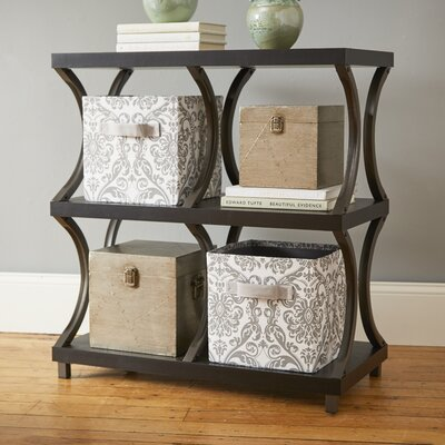33 Etagere Bookcase Finish: Espresso