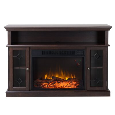 Orleans 51.6 TV Stand with Fireplace