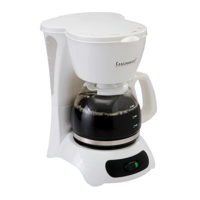 Buy Continental Coffee Makers - Continental Electrics 4 Cup Coffee Maker with Pause \'N Serve
