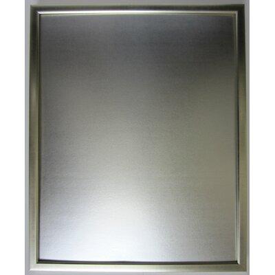 Crisp Beveled Glass Mirror Size: 40