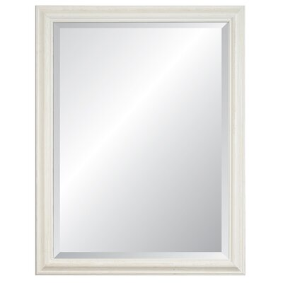 Savanah Wall Mirror Finish: White