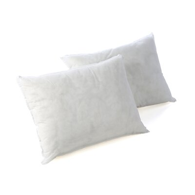 Bed Bug & Dust Mite Control Water Resistant Polyfill Pillow Size: Standard