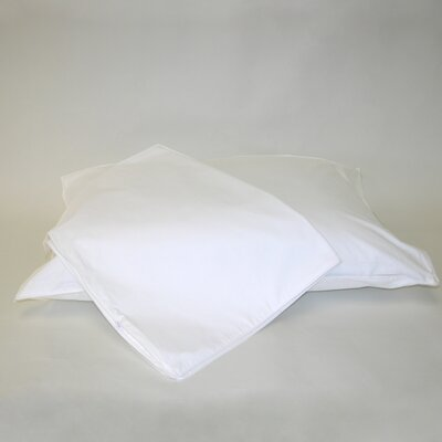 Bed Bug & Dust Mite Control Water Resistant  Polypropylene Bed Pillow Protector, 4 Pack Size: Standard