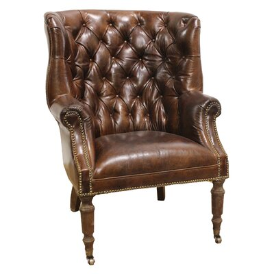 Tanner Wingback Chair