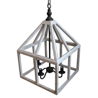 Gramercy 4-Light Foyer Pendant