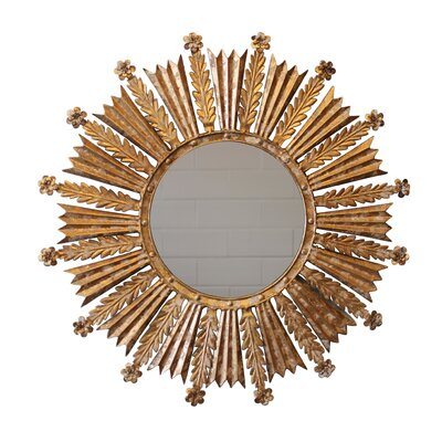 Sunburst Wall Mirror 29-024