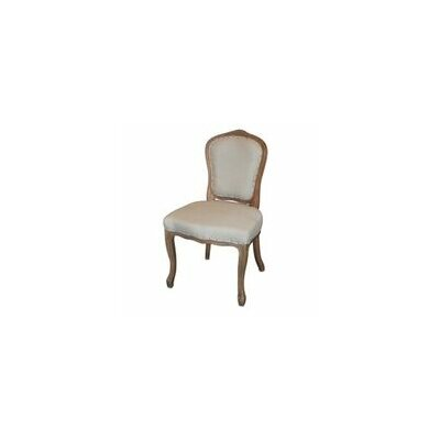 Amold Linen Upholstered Dining Chair