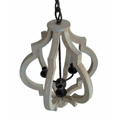 Meisha 3-Light Foyer Pendant