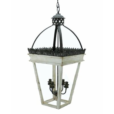 Sharif 4-Light Foyer Pendant