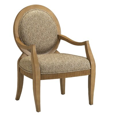 May Chenille Armchair