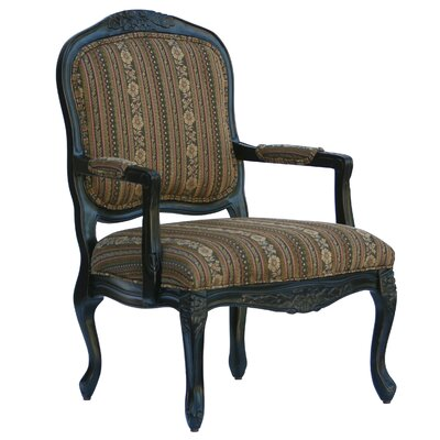 Lazlo Chenille Arm Chair
