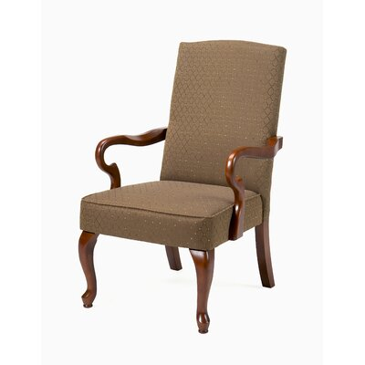 Moni Arm Chair Upholstery: Copper