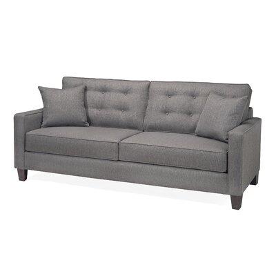 Vanya Sofa Upholstery: Granite