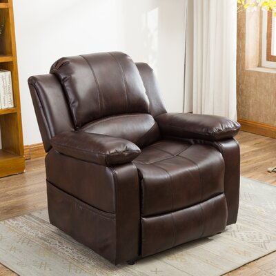 Connolly 3 Positions Lift Chair Upholstery: Burnished Brown