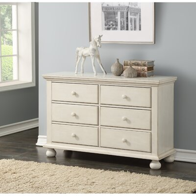 Lia 6 Drawer Dresser