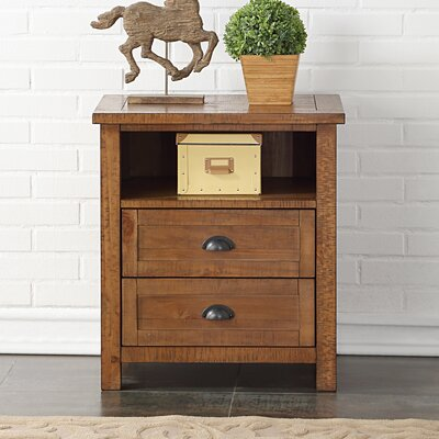 Devonshire 2 Drawer Nightstand