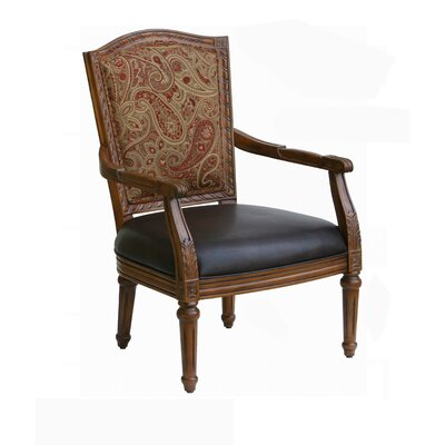 Madox Chenille Armchair