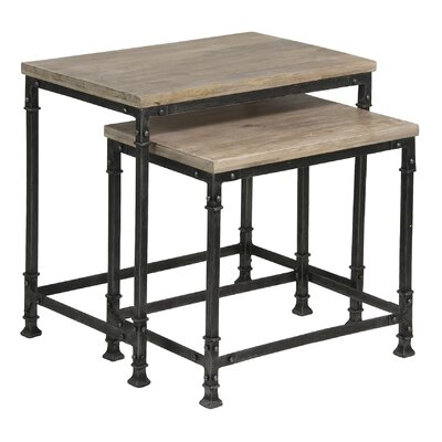 2-Piece Sylvia Nesting Table Set (Set of 2)