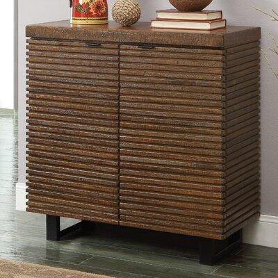 Brayden Studio Linhart 2 Door Cabinet