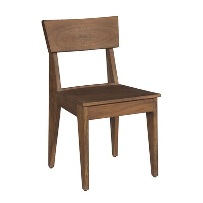 Sindelar Solid Wood Dining Chair (Set of 2)