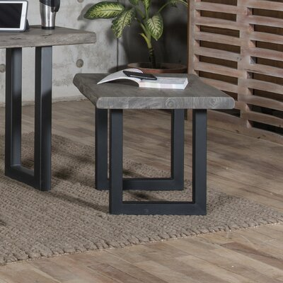 Fisk End Table