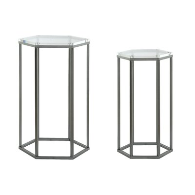 Barco 2 Piece Nesting Tables