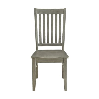 Browns Solid Wood Side Chair
