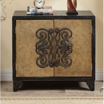 Eugenio 2 Door Bar Cabinet