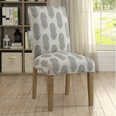 Valerian Accent Upholstered Side Chair (Set of 2)