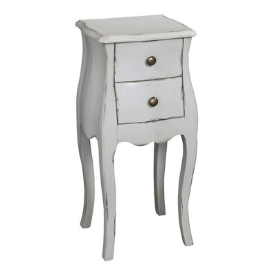 Rent to own Console Table Finish: Antique White...