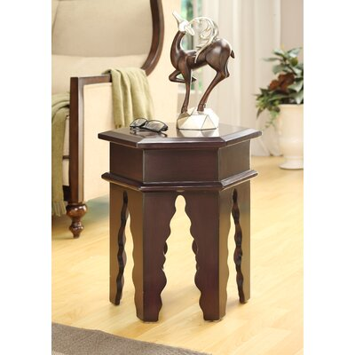 In store financing End Table Finish: Purple...