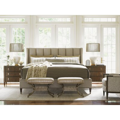 Tower Place Panel Configurable Bedroom Set