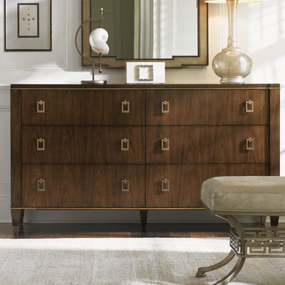 Tower Place Madison 6 Drawer Dresser