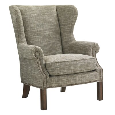 Coventry Hills Logan Wingback Chair