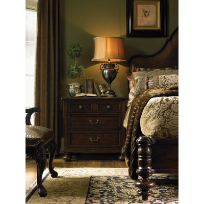 Easy financing Barclay 3 Drawer Nightstand...