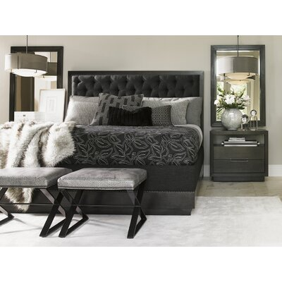 Carrera Bedroom Platform Configurable Bedroom Set