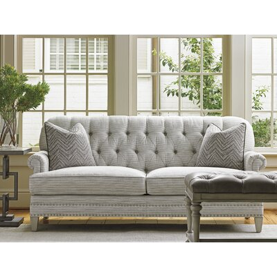 Oyster Bay Hillstead Tufted Settee
